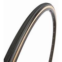 Vittoria Rally Tubular Bike Tyre Black/Amber - 28 x 23