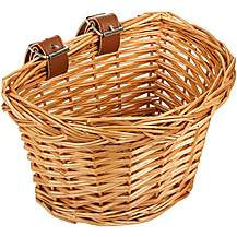 image of Wicker Bike Basket