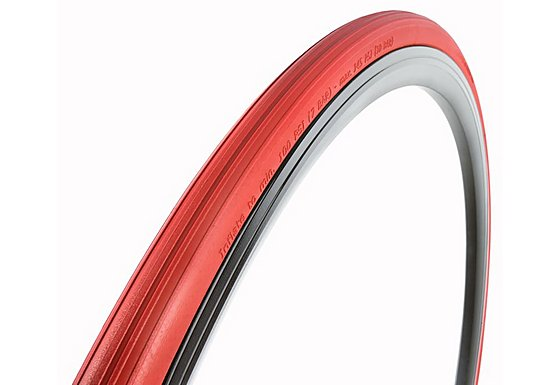 Vittoria Zaffiro Home-Trainer Tyre, Red