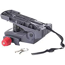 image of Hamax Caress Universal Rack Adapter with Suspension