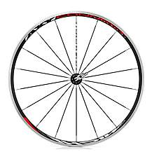 image of Miche Connect Hg Pair Wheels Black - 700c
