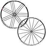 Campagnolo Eurus Pair Wheels Black - 700c