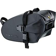 image of Topeak Wedge DryBag Saddle Bag with Strap