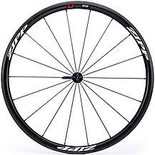 image of Zipp 202 Firecrest Carbon Clincher 77 Front Wheel- White