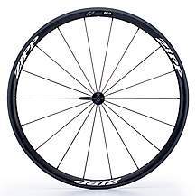 image of Zipp 202 Tubular 77 Front Wheel-White