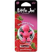 image of Little Joe Strawberry Laces Air Freshener