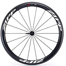 image of Zipp 303 Firecrest Carbon Clincher 77 Front Wheel-White