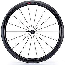 image of Zipp 303 Firecrest Carbon Clincher 77 Front Wheel- Black