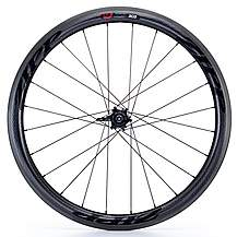 image of Zipp 303 Firecrest Carbon Clincher 177 Rear Wheel 10/11SP SRAM- Black