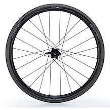 image of Zipp 404 Firecrest Tubular 77 Front Wheel White