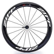 image of Zipp 404 Firecrest Carbon Clincher 77 Front Wheel White