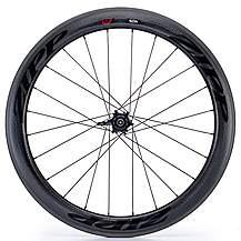 image of Zipp 404 Firecrest Carbon Clincher 177 Rear Wheel 10/11SP SRAM Black