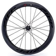 image of Zipp 404 Firecrest Tubular 177 Rear Wheel 10/11SP SRAM Black