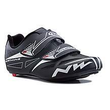 image of Northwave Jet Evo Black Cycling Shoe