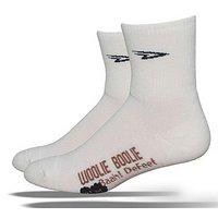 DeFeet Woolie Boolie Black Sheep Socks - Medium