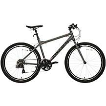"image of Carrera Axle Mens Hybrid Bike - Grey - 16"", 18"", 20"" Frames"