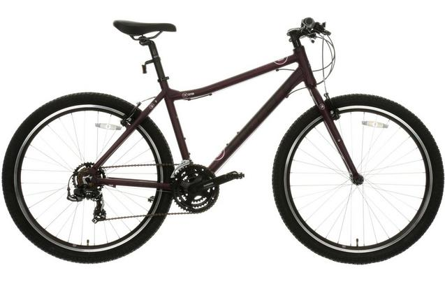 Carrera Axle Womens Hybrid Bike P
