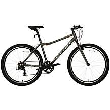 image of Carrera Axle Womens Hybrid Bike - Grey