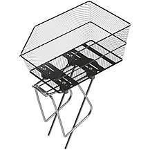 image of Basil Cento Rear Mesh Basket