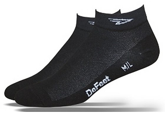 DeFeet SpeeDe Low Cuff Cycling Socks