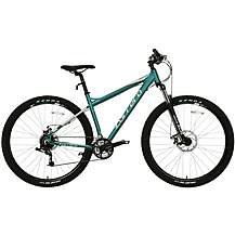 Carrera Hellcat Womens Mountain Bike - Emeral