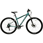 "image of Carrera Hellcat Womens Mountain Bike - Emerald - 16"", 18"" Frames"