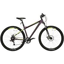 "image of Carrera Hellcat Womens Mountain Bike - Purple - 16"", 18"" Frames"