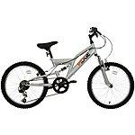 "image of Ridge Full Suspension Junior Mountain Bike - 20"" Wheel"