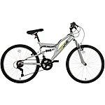 "image of Ridge Full Suspension Junior Mountain Bike - 24"" Wheel"