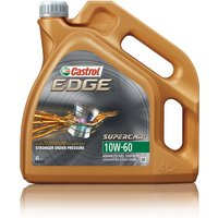 Castrol Edge 10W60 Oil 4 Litre