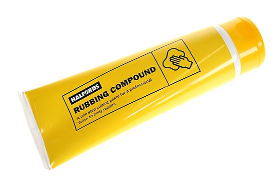 Halfords Rubbing Compound
