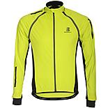 Boardman Mens Removable Sleeve Cycling Jacket Fluro/Black