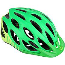 image of Bell Charger Bike Helmet 54-61cm - Lime/Yellow