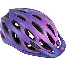 image of Bell Charger Bike Helmet 54-61cm, Ombre Purple Gurple