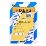 Number Plate Fixers - 1mm Adhesive Spacer Pads