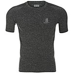 image of Boardman Mens Short Sleeve Base Layer Grey