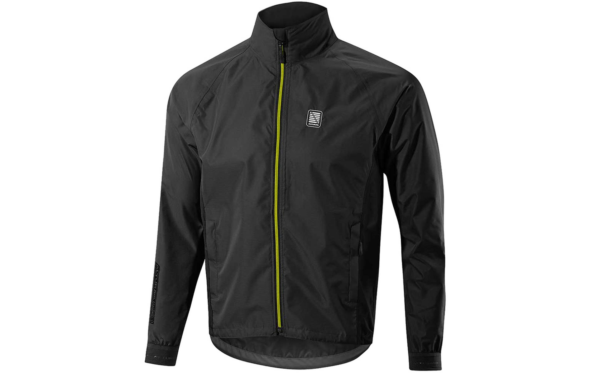 Altura Attack180 Waterproof Jacket - Black - M