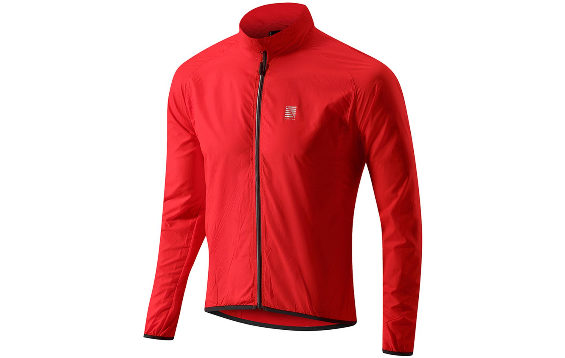 Altura Attack180 Waterproof Jacket - Red - M