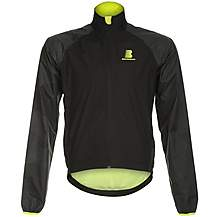 image of Boardman Mens Reflective Waterproof Jacket Black
