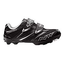 image of Northwave Elisir Pro 2013 Womens MTB Cycling Shoes - Black