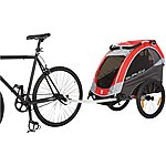 image of Burley Solo Child Bicycle Trailer