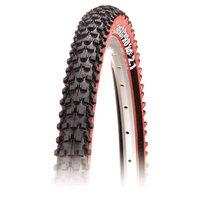 Panaracer Fire XC Folding Mountain Bike Tyre - Red - 26 x 2.1in