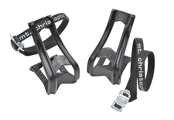 Zefal 43 & 515 Toe-Clip Strap Set