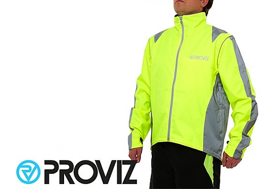 Proviz Mens Waterproof Jacket