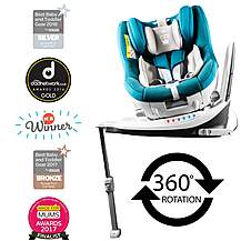 image of Cozy N Safe Merlin Group 0-1 Baby Car Seat