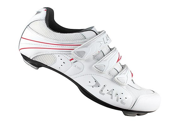 Lake CX160 Womens Road Cycling Shoes - White