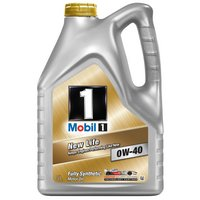 Mobil 1 New Life 0W/40 Oil 5L