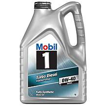 image of Mobil 1 Turbo Diesel 0W/40 5 Litres