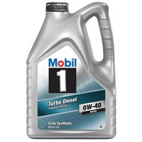 Mobil 1 Turbo Diesel 0W/40 5 Litres