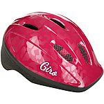 image of Giro Me2 Pink Leopard Bike Helmet